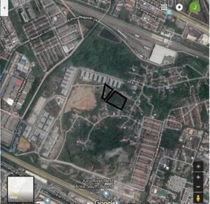 1.4 Acres Land to Let at Taman Nagasari, Perai