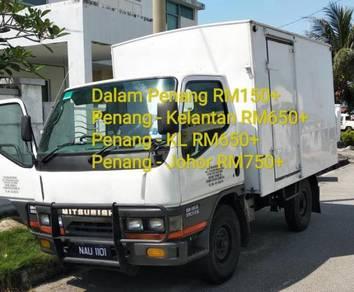 Lori Sewa Caj Murah Lorry Transport Services Cheap