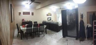 22x75 Double Storey Terrace House Taman Pinggiran, Senawang