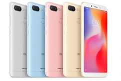 Xiaomi Redmi 6 [64GB/32GB ROM] ORI IMPORT SET