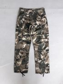 Cargo pants military army camo rothco - 34