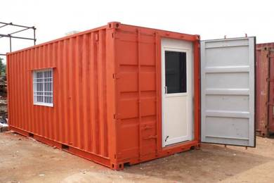 Customized Office Container