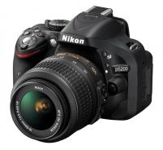 Camera DSLR Nikon D5200 Untuk Disewa
