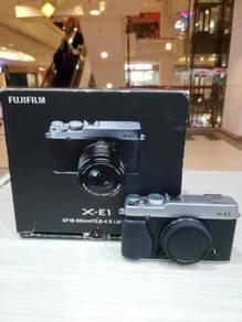Fujifilm x-e1 body (99% new)
