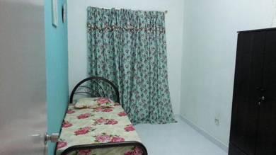 Small room, Kasturi Apartment, Taman Kosas, Ampang