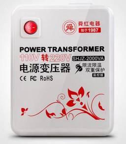 Step-down trasfomer 200-240VAC to 100-120VAC