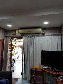 Single storey terrace house / simpang ampat / tasek mutiara
