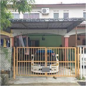 2 Sty Medium Low Cost Terrace House, Taman Kota Masai, Pasir Gudang