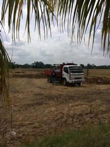 Perkhimatan menambun tanah dan berkaitan