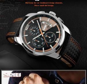 SKMEI 9106 New Luxury Quartz Watch Men Outdoor