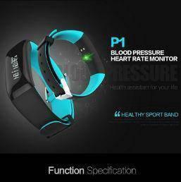 KingMax P1 Plus Smartband Blood Pressure Monitor
