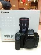 Canon eos 5d mkii body - 98% new (sc 70k only)