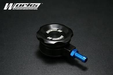 WORKS ENGINEERING Racing Engine Oil Cap