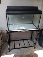 Used Aquarium 2.5 feet with Stand
