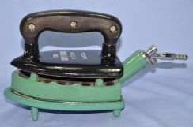 The rhythm no.375 radiation, usa, gasoline iron