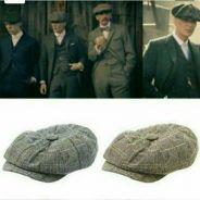 Newsboy Cabbie Gatsby Hat Flat Ivy Cap Golf
