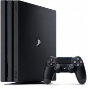 PS4 PRO & 10 Games