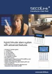 Seco Link Alarm System