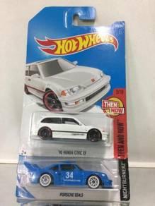 Lot Honda EF & Kenmeri US Card