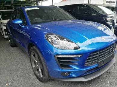 Recon Porsche Macan for sale