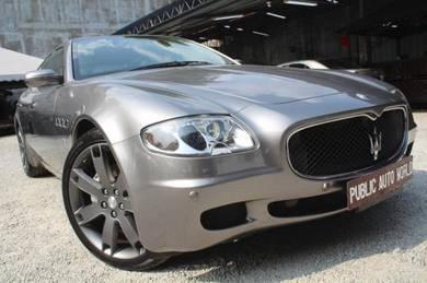 Used Maserati Quattroporte for sale
