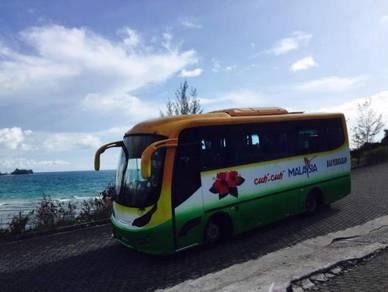 Percutian ke Kota Kinabalu