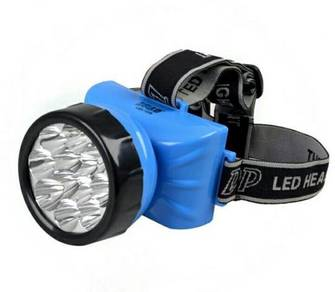 LED Rechargeable Head Light (LED-722B) 4