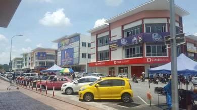 [High ROI 5.6%] Senawang Shop Lot 3 Tingkat