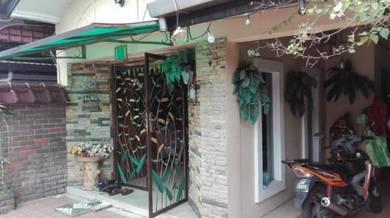 Taman Daya Double Storey Intermediate Lot for Sales