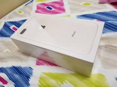 Baru iPhone 8 Plus 64GB. Harga (1500) jer