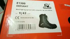 Safety shoes ( ENDURANCE )