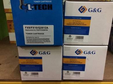 Toner Cartridge Compatible Q2612A/FX9/FX10/303