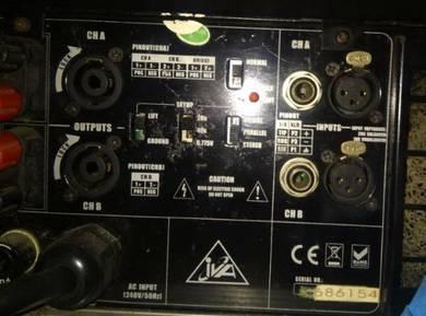 Iva pro 12 power amp