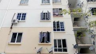 Apartment taman mutiara block L12-2005 for sale