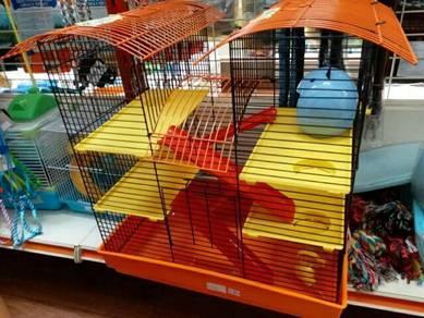3 Storey Big Hamster Cage