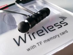 Wireless with TF memory cad