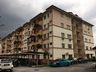 Apartmen Cheras Intan Cheras Batu 9 Diskaun Besar & Strata Ready