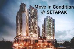 [FREE 2 YEARS INSTALLMENT] [Freehold] KL Traders Square, Setapak