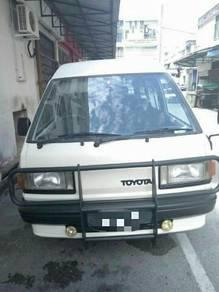 Toyota window van. selling price