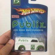 Hot Wheels Dairy Delivery Publix
