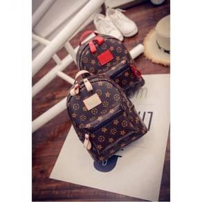 Korean Style Flower Backpack