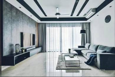New Modern & Contemporary Design Apartment Kuching