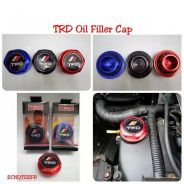 TRD Engine Oil Filler Cap Myvi vios