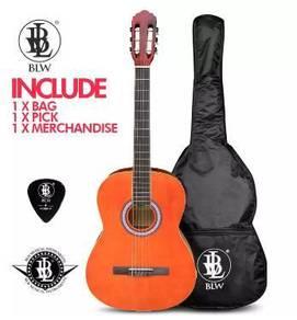 Mukita by BLW Standard Acoustic Basic Guitar