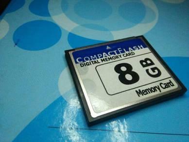 Compact Flash ( CF Card ) 8GB