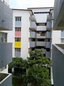 Flat Sentosa,Setia Alam,Sek U13,Shah Alam,Level 3