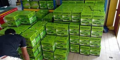 Amaron car battery bateri kereta delivery 24 jam