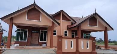 Rumah Semi-D Kg.Gelugor Kuala Terengganu