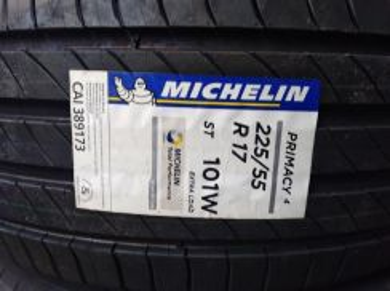 225/55/17 Michelin Primacy 4 ST Tyre Tayar