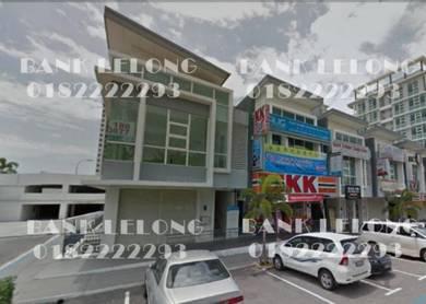 Ground Floor Shop,End Lot Laman Komersil Areca (Nil